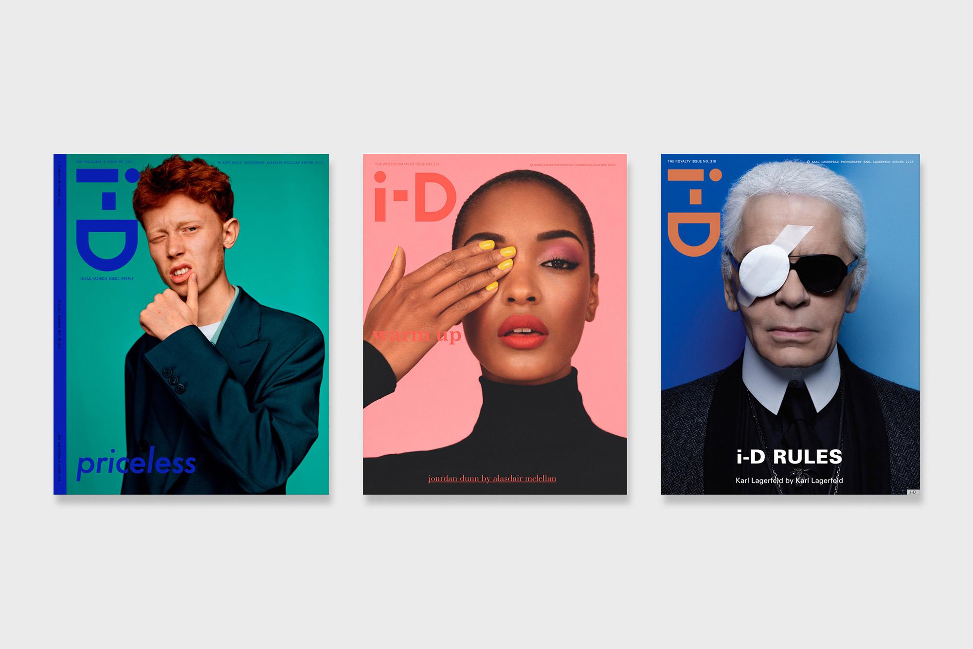 ID Magazine —consistently captivating.