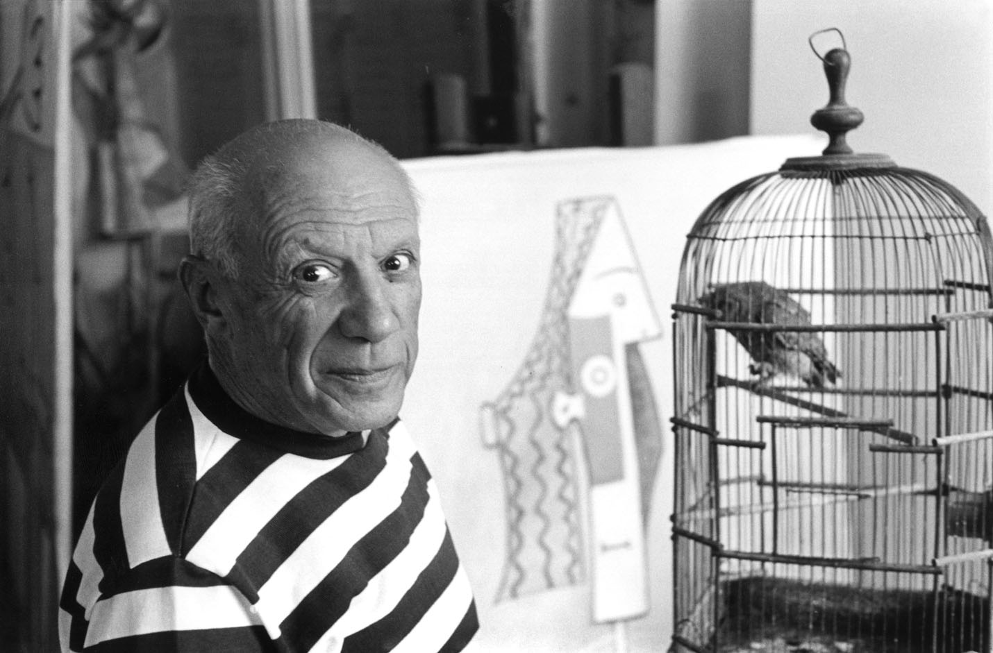 It may have been  1968 when  Picasso denounced computers, but his insight remains true.