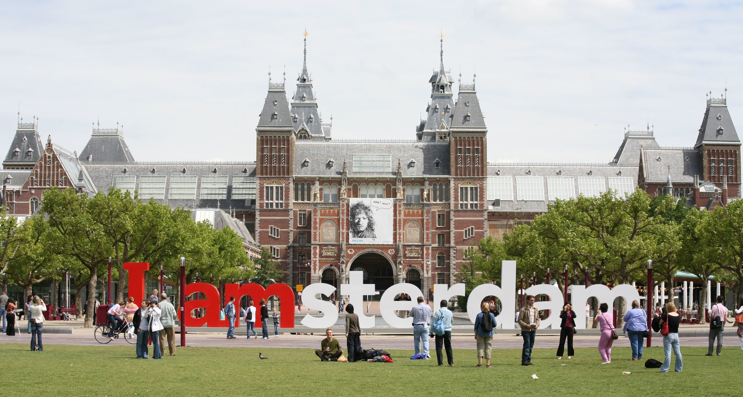 Kessels Kramer's 'I Amsterdam' campaign celebrates Amsterdam's citizens in all their diversity.