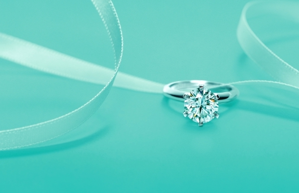 The six-clasp engagement ring, Photo sourced from  Tiffany