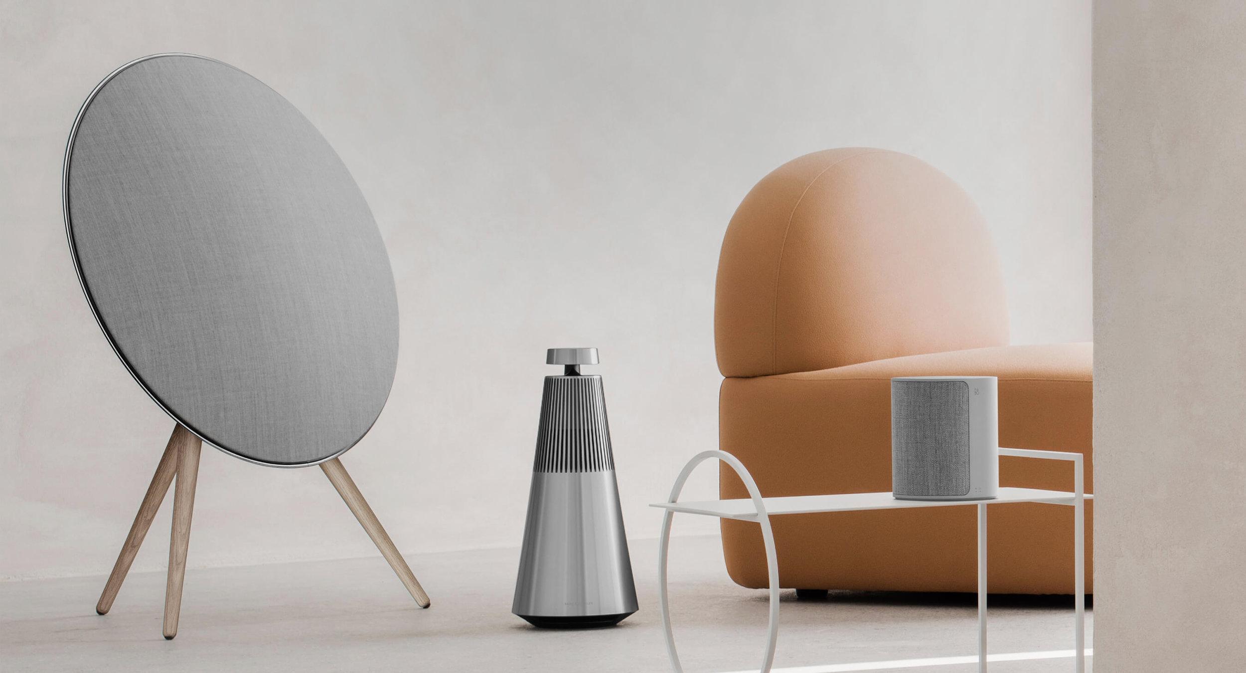 Bang & Olufsen multiroom speaker