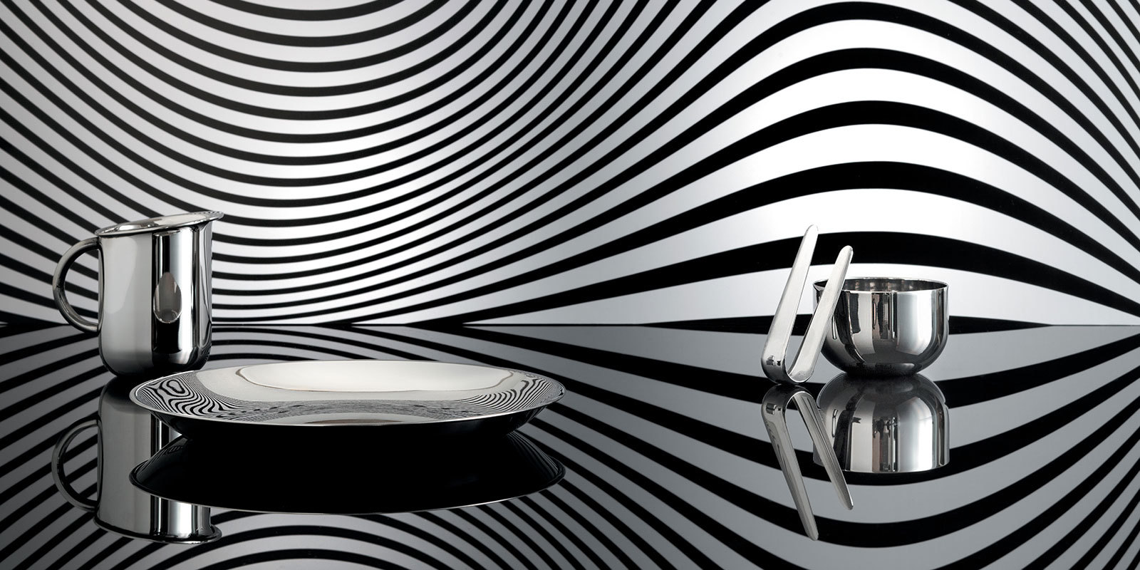 Alessi celebrates 100 years of Bauhaus