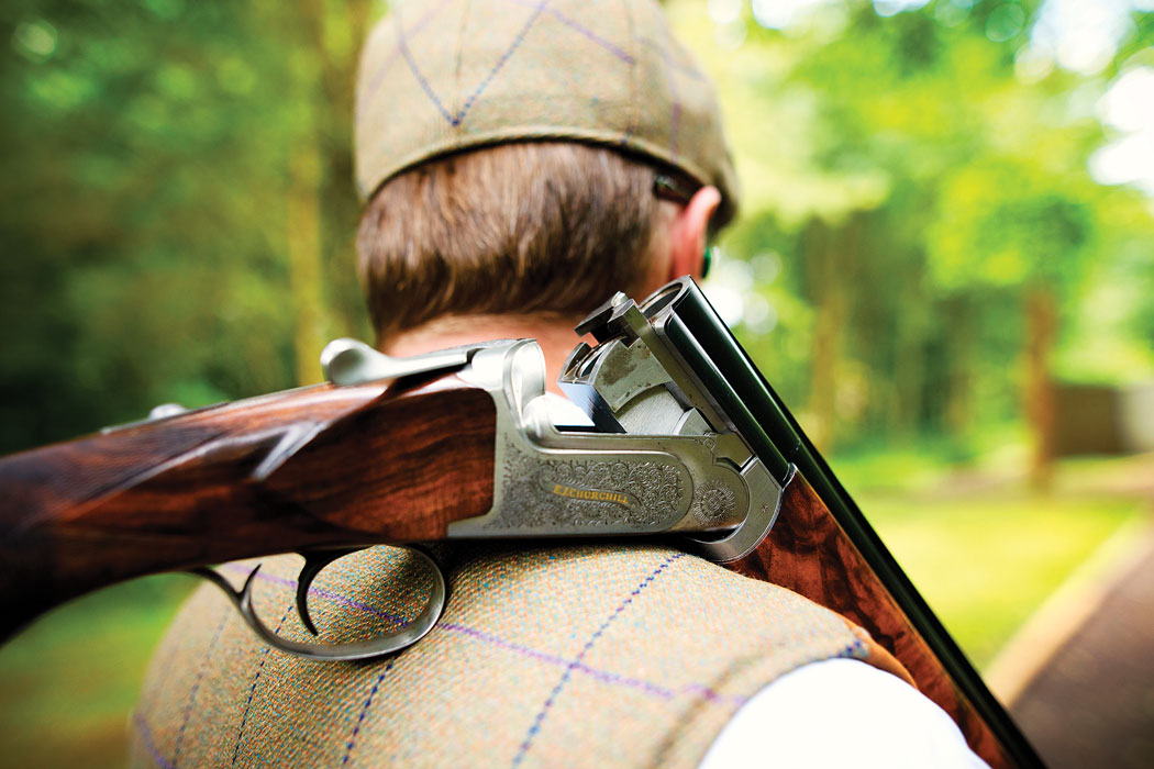 E.J. Churchill (The World's Finest Shotguns) – We pay a premium for the feeling that a brand gives us, ahead of its product values.