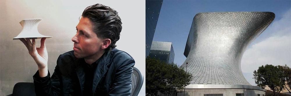 Architect Fernando Romero ( Images Via )