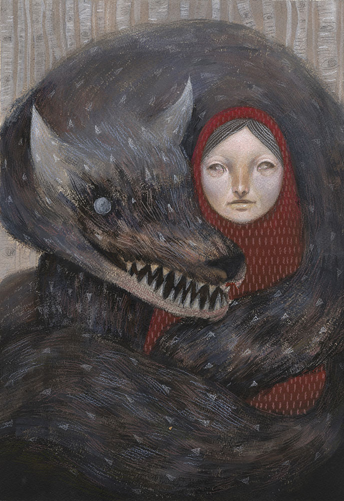 Copy of Red Riding Hood