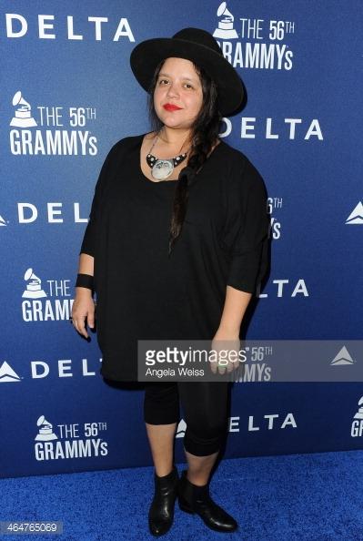 Ana Calderon DJing Delta Air Lines GRAMMY Event