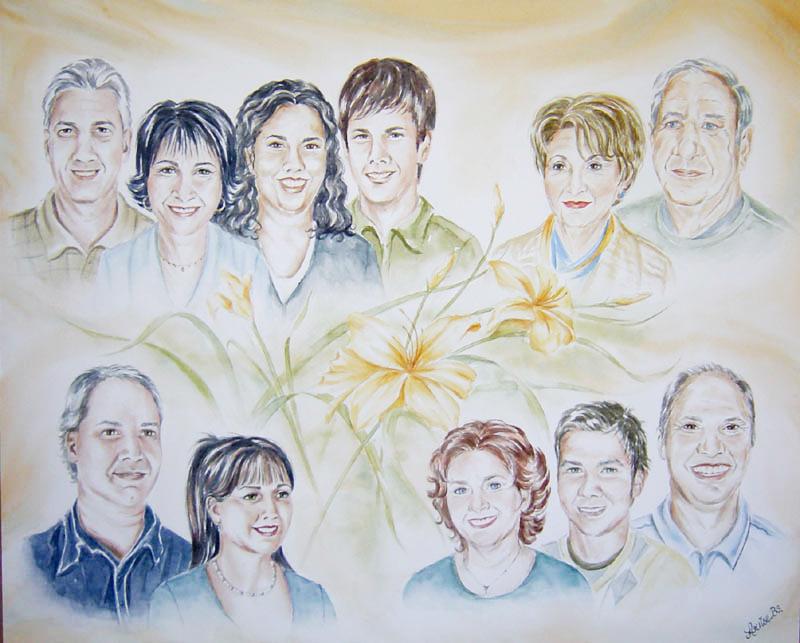 FAMILLE BAREIL