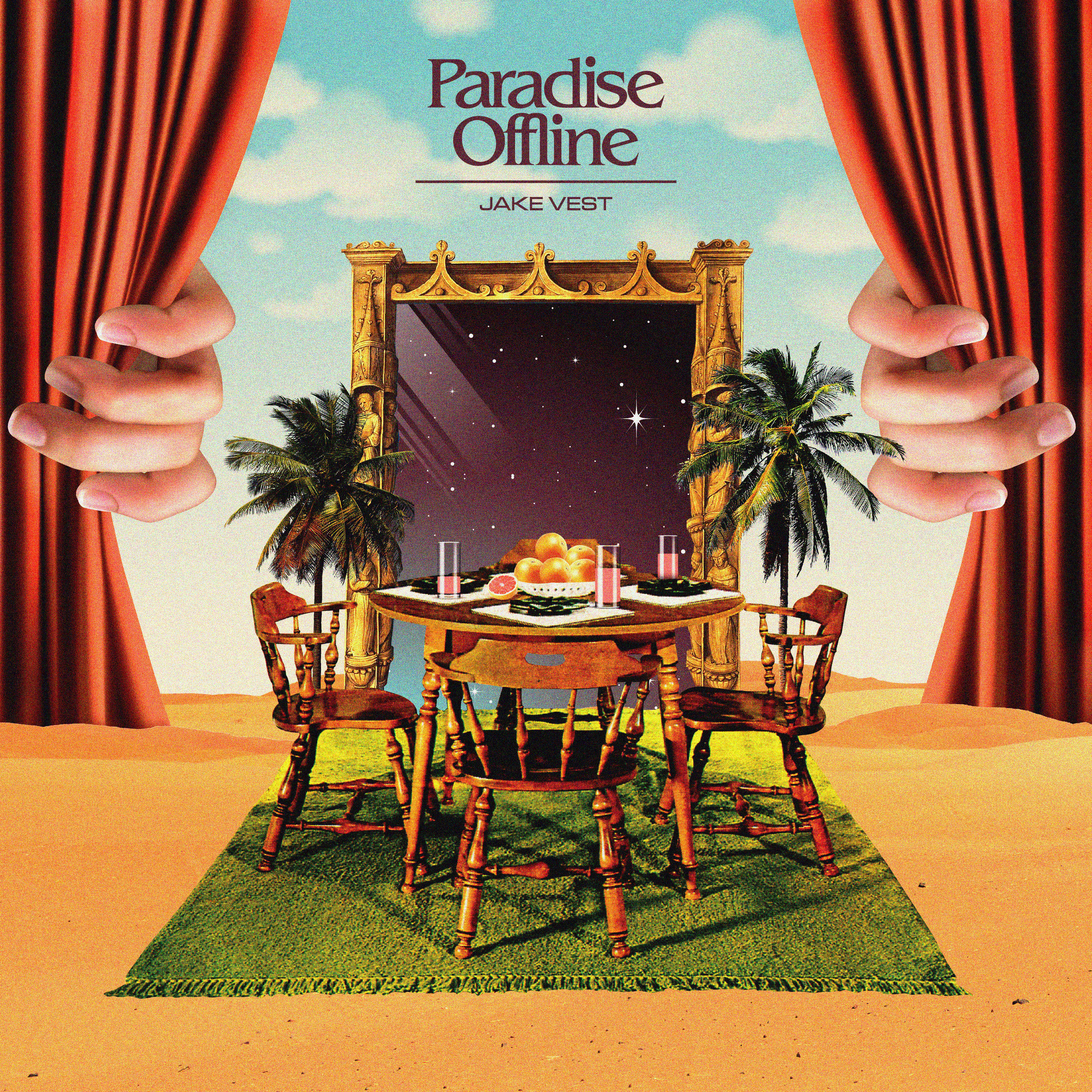 Paradise Offline LP - Jake Vest