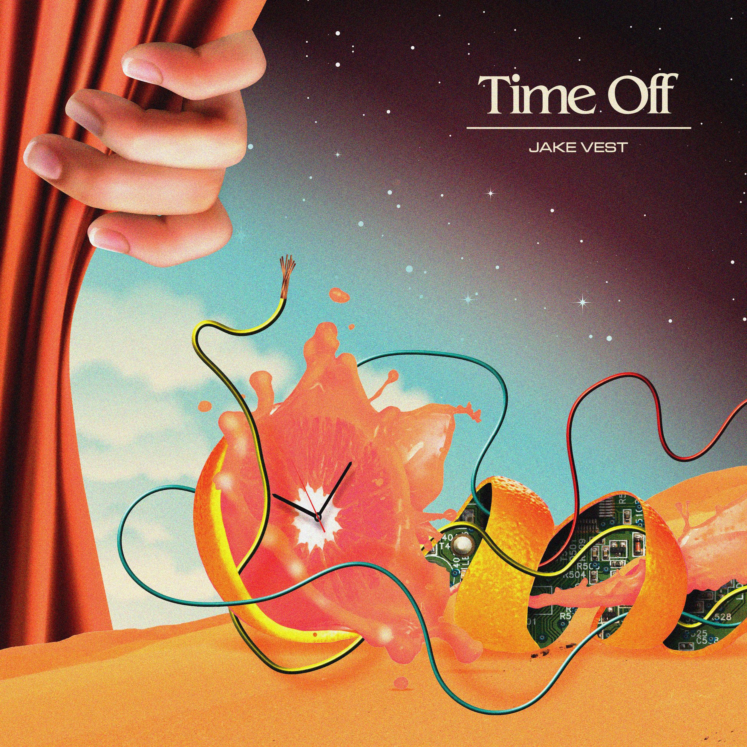 Time Off EP - Jake Vest