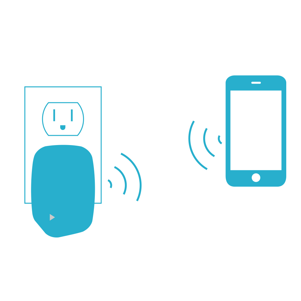 Powerslayer Blu uses bluetooth to communicate with smartphones and tablets
