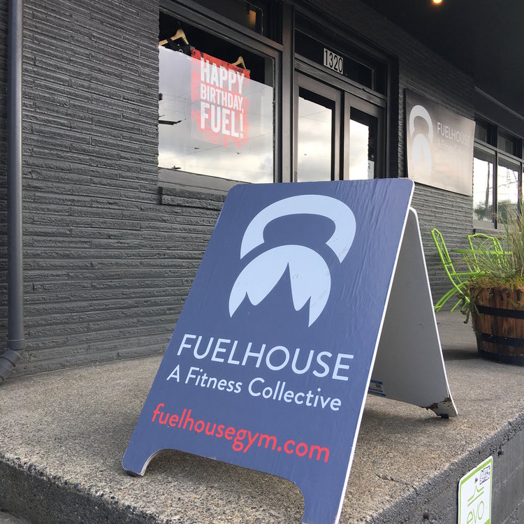 Fuelhouse Gym    A fitness collective located in the heart of the Fremont district in Seattle, Washington, FUELhouse is a community of people dedicated to living healthier lives and helping others learn to do the same.