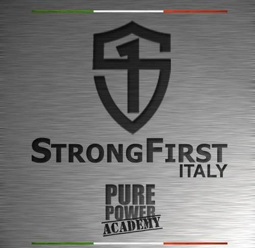 """Pure Power Academy    StrongFirst Italia  StrongFirst Italy è la sezione Italiana di """"StrongFirst School of Strength"""" Pure Power Academy è una """"Scuola di alta formazione"""" nel Functional Training"""