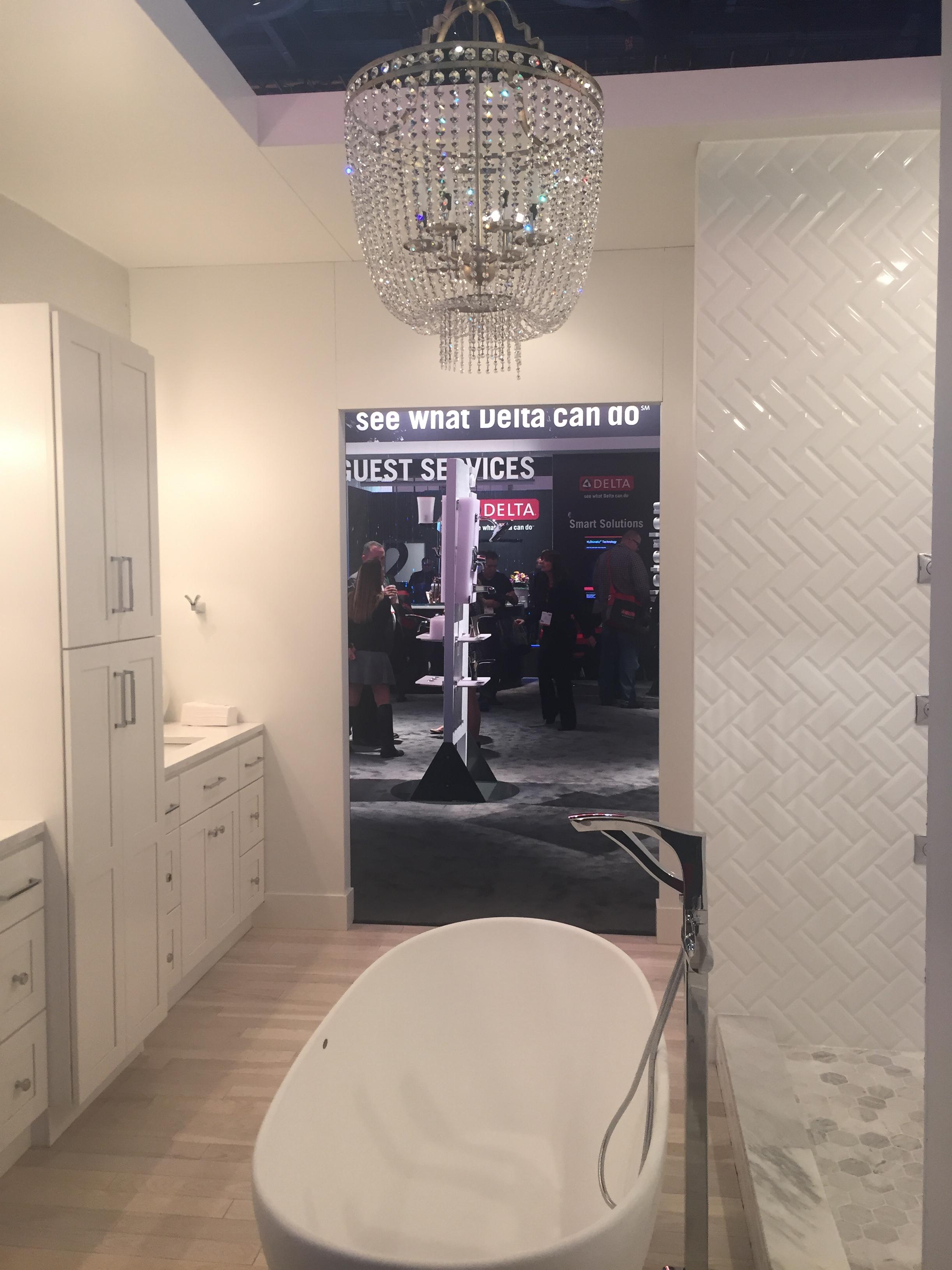Bath space, KBIS Las Vegas 2016