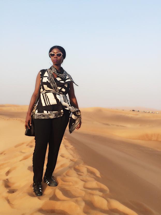 TRAVEL DIARY | DUBAI & ABU DHABI