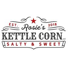 Rosie's Kettle Corn   Sweet, Salty, Crunchy Goodness!