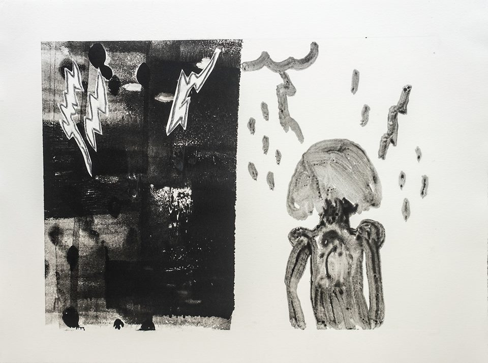 On June 3rd at 6 pm, Writ & Vision will open 'The Split House,' and exhibition of recent work by Annie Poon that includes paintings and drawings, art prints and mixed media sculptures, as well as a new stop-motion animation.    Exhibiting Annie's work is a real honor. She is a celebrated artist and animator, raised in Connecticut, whose work has shown in galleries, museums, and film festivals throughout the US, including the National Gallery of Art and the Museum of Modern Art. A graduate of the School of Visual Arts, Annie even has work in the permanent collection at MoMA.    The show will run from June 3rd to the 29th. The opening is free and open to the public and light refreshments will be served.