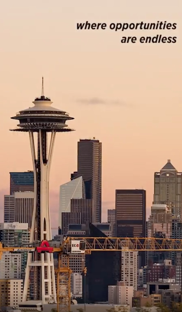 Life in the Pacific Northwest Series -