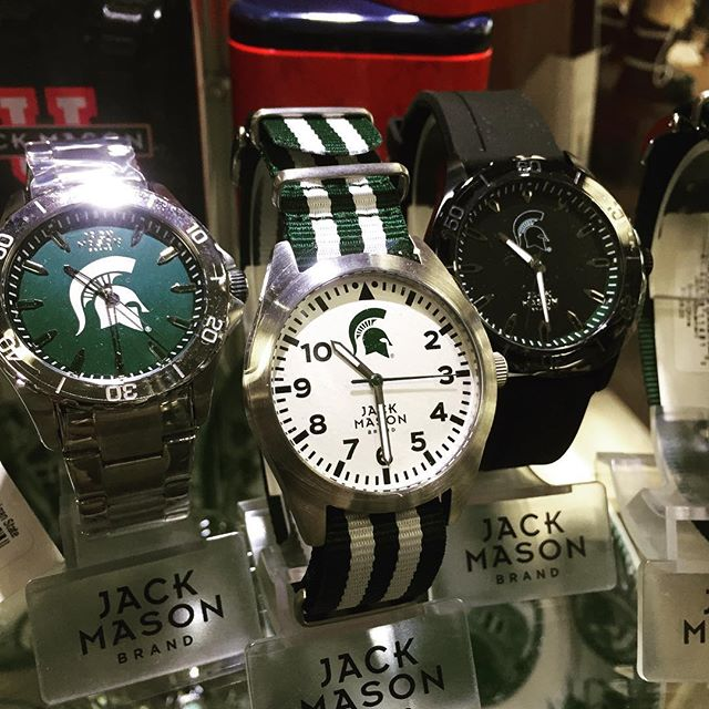 Do you know what time it is??? #spartyon #msu