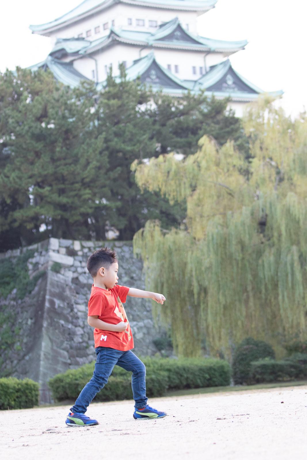 Nagoya Castle/Meijo Koen