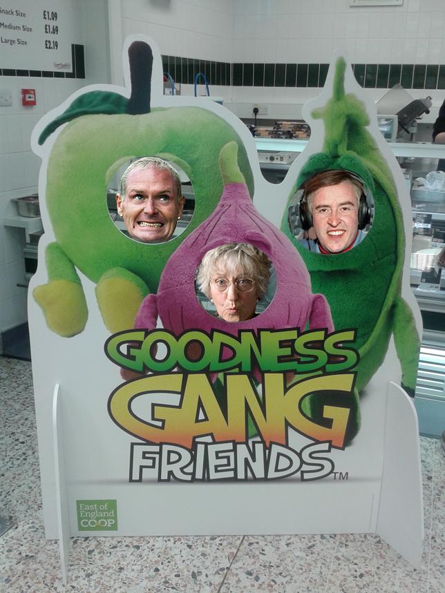 Goodness gang