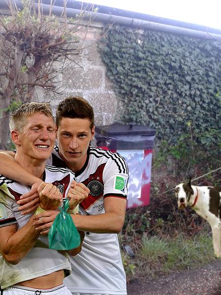 Germany poo