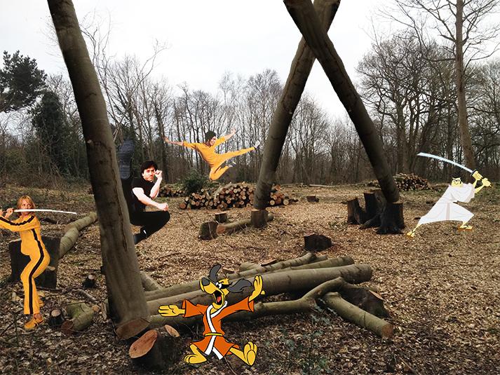 Chop tree-ey