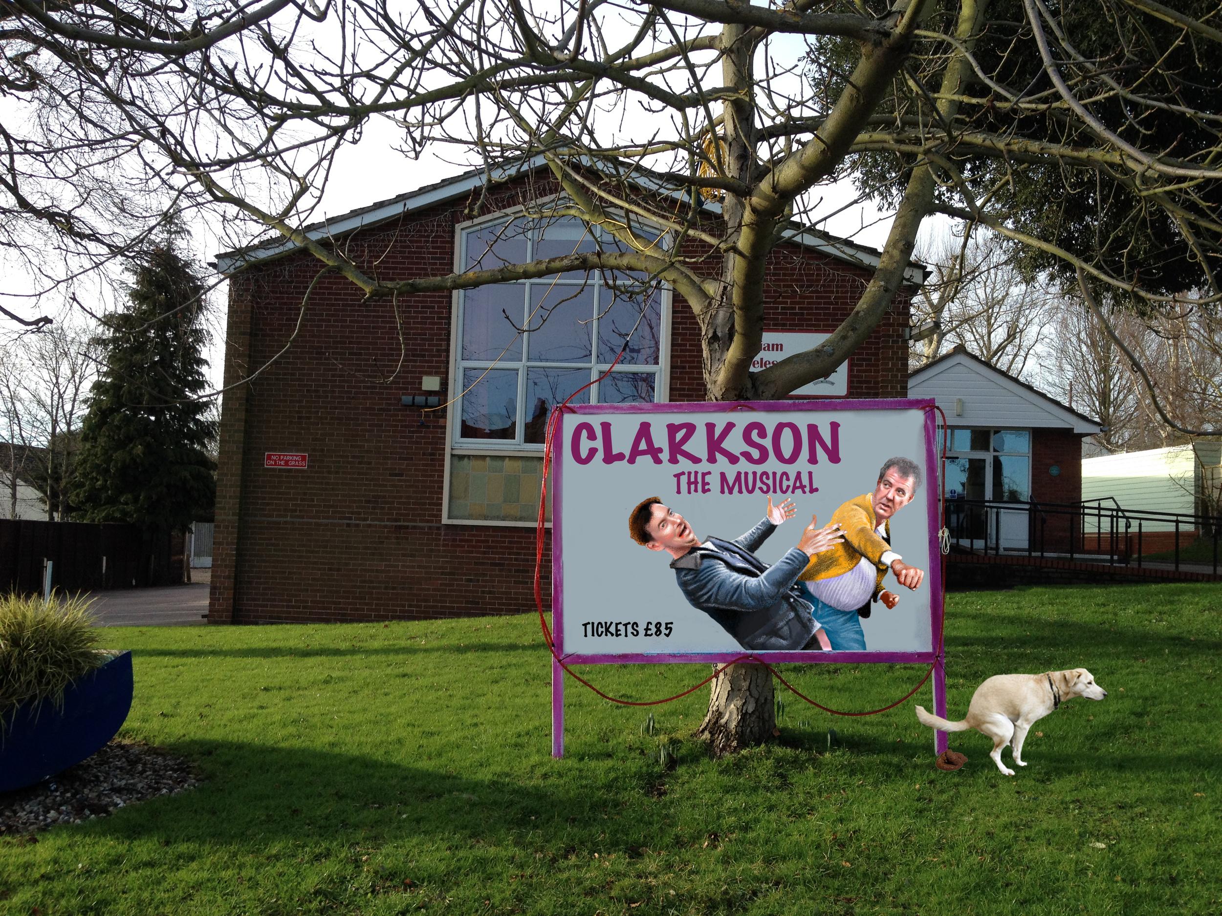 Clarkson the musical