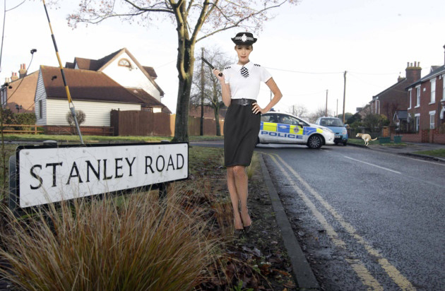 WPC Cressida Ditch intends to shake up Wivenhoe's antiquated policing