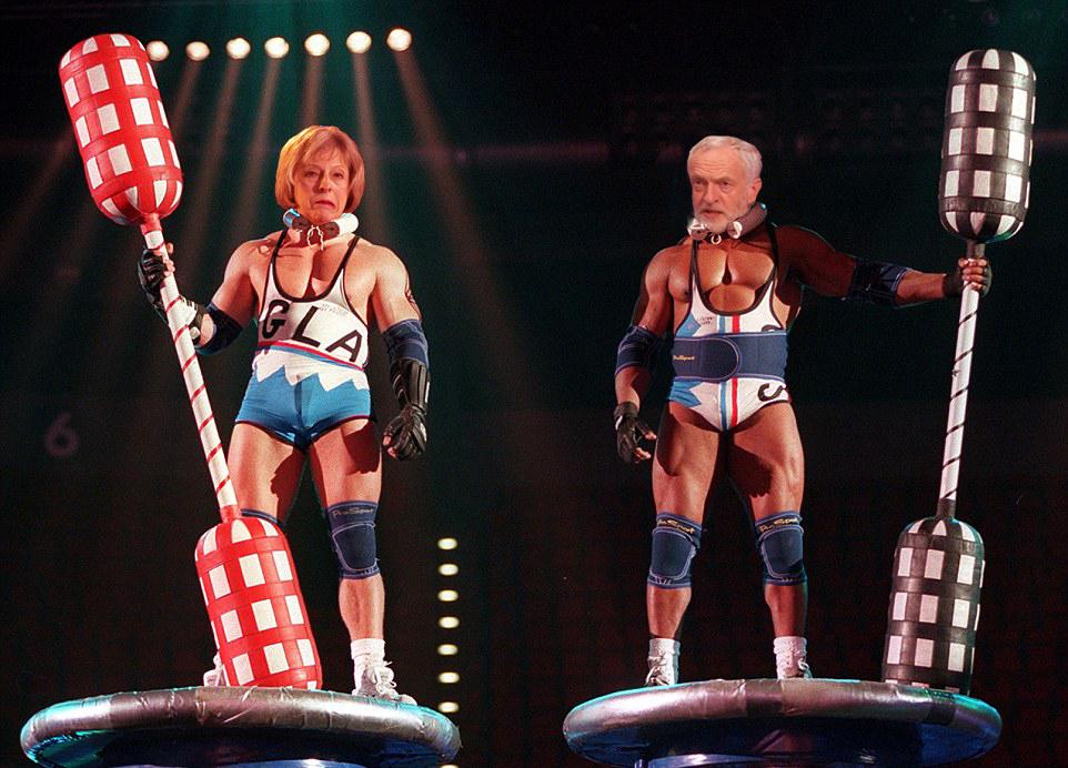 May Corbyn Gladiators