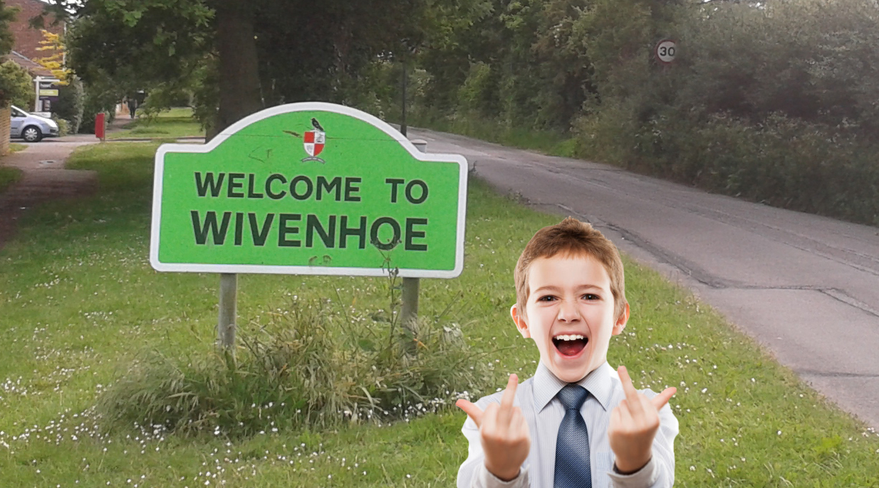 With its two schools, Wivenhoe is a great place to educate the next generation