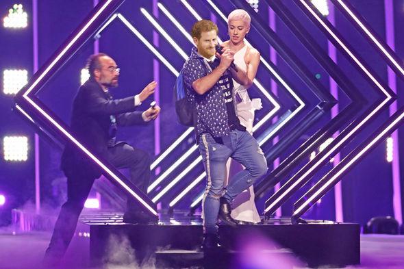 Harry Eurovision