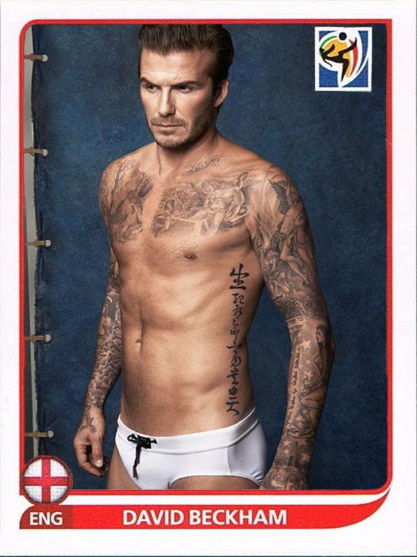 David Beckhams