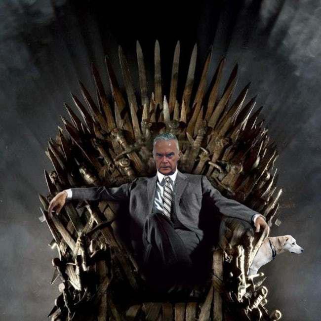 Hugh Edwards takes the iron throne.jpg