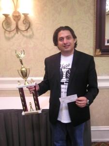 GM Julio Becerra Wins 7th FL State Championship