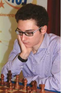 New U.S.Champion Fabiano Caruana Photo by Harald Fietz