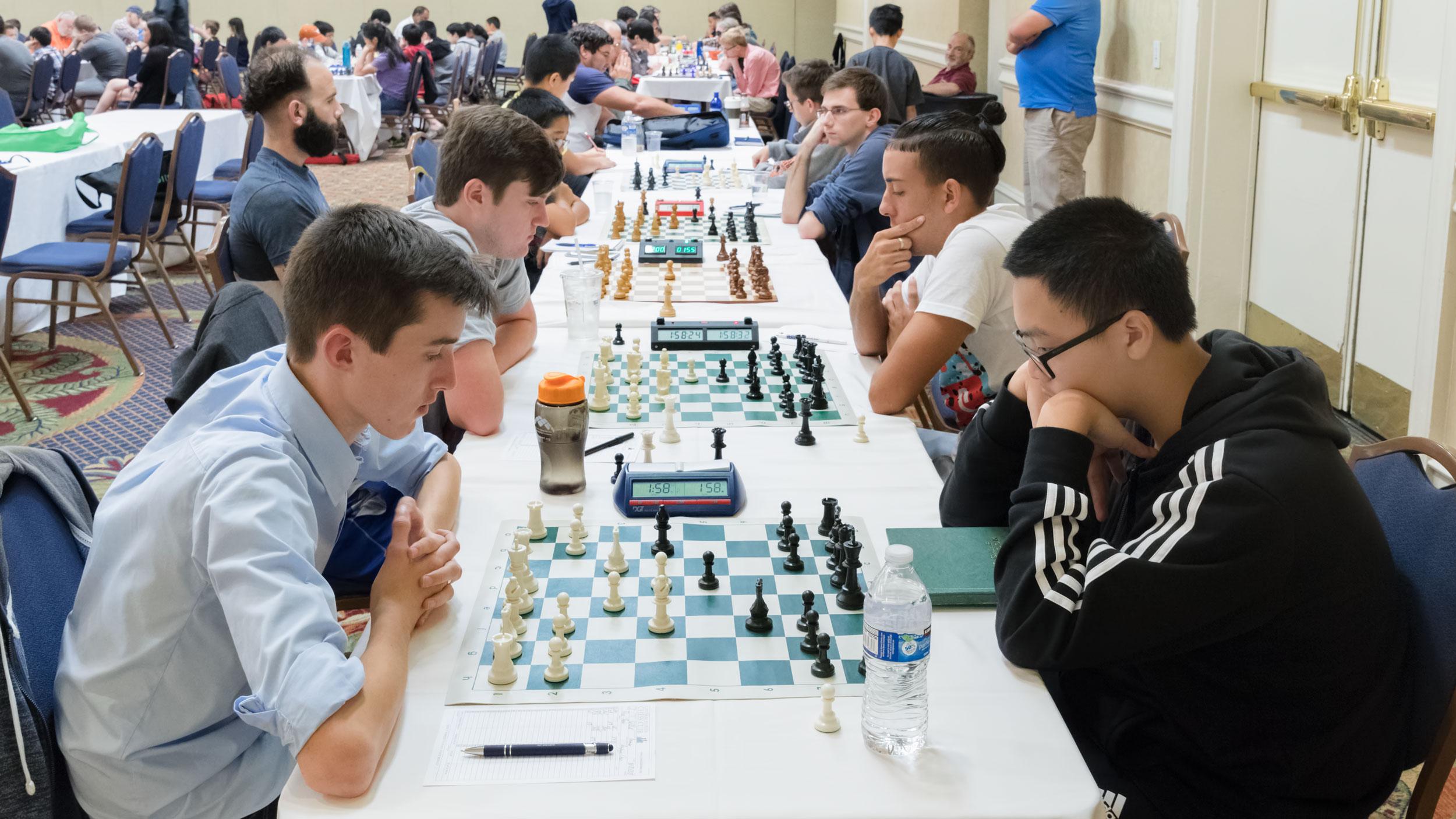 2018  CFCC Autumn Open & Scholastic Tournament