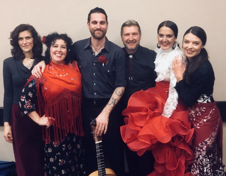 MahaVia Performs at The Sapphire Room - Boise, ID