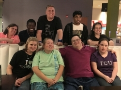 These and other adults in the DFW area may to live independently someday. Let's make Unite4housing so People with iDD can live where they choose.