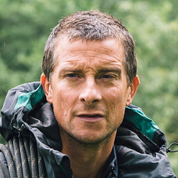 Bear Grylls ; Adventurer, Writer, and TV Host