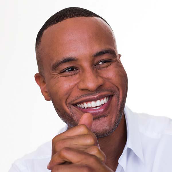 DeVon Franklin ; Producer, Author, Speaker, CEO of Franklin Entertainment