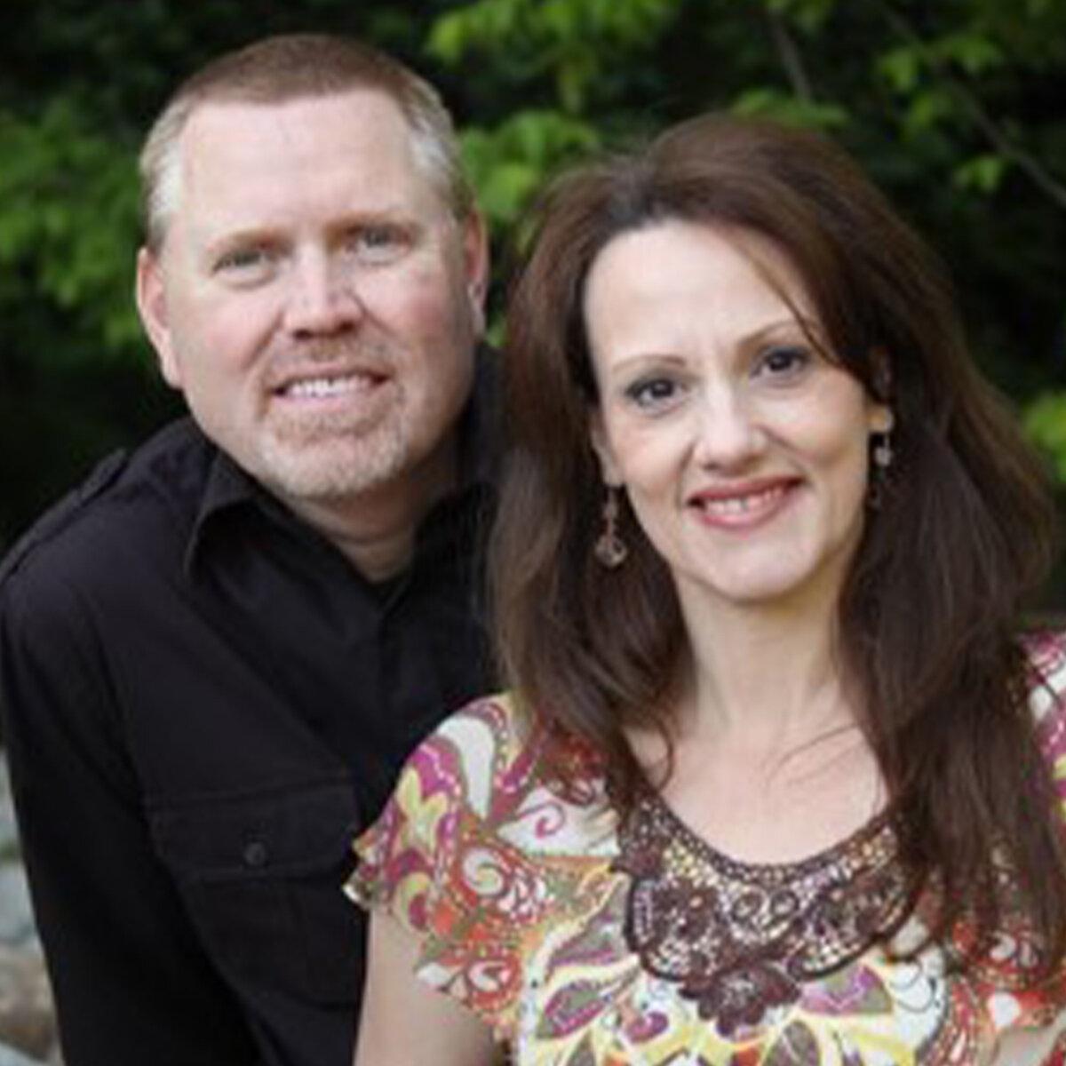 John & Cheryl Easter, Strategic Leader for training africa's hope