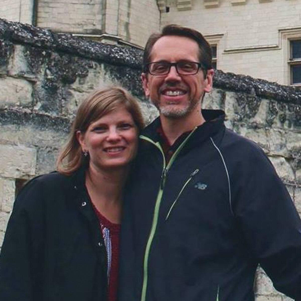Blair & Dina bonin, Students For Christ European Coordinator