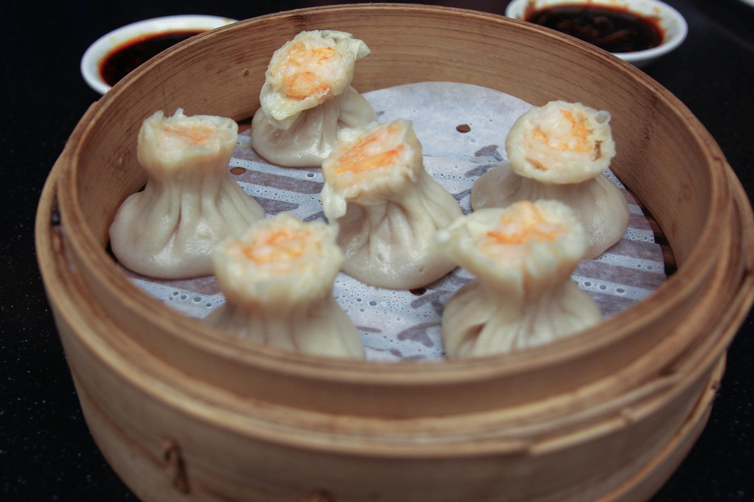 Shrimp & Pork Shao Mai
