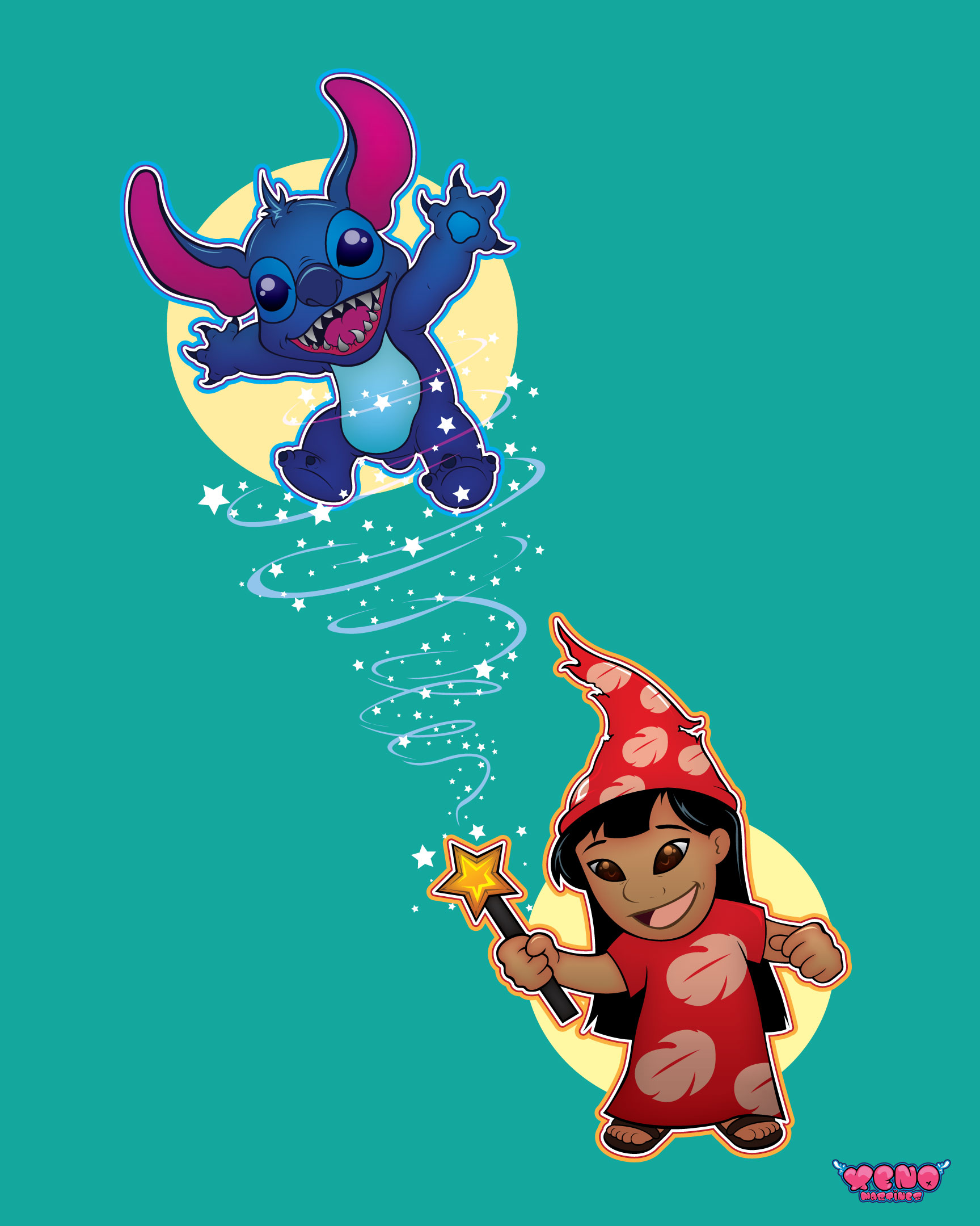 Lilo the witch (November, 2015)
