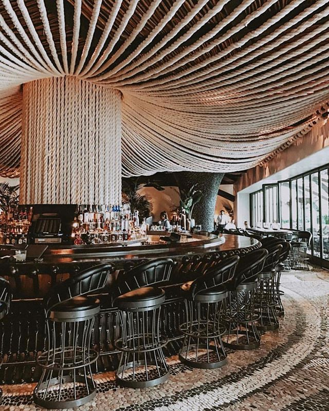 Starting a new series paying tribute to incredible efforts by friends & collaborators. First off, great friend Peter Bowden @petermax_co and his team's interior design for Javier's La Jolla. 🤘 📷 @karissajenelle  #designingcommunity #interiordesign