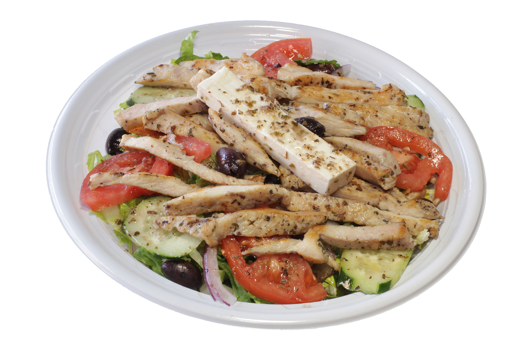 Grilled Chicken Breat Salad