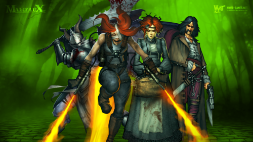 Media — Wyrd Games