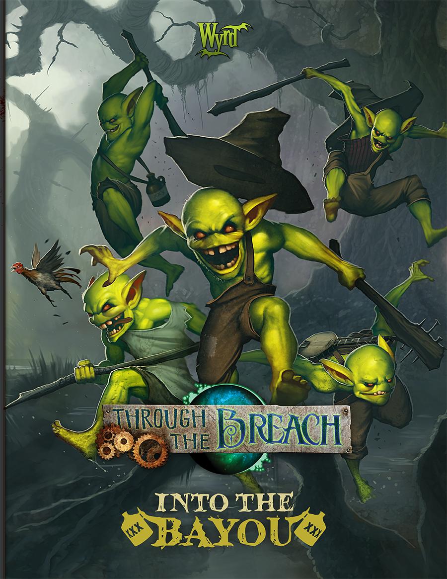 Through the Breach — Wyrd Games