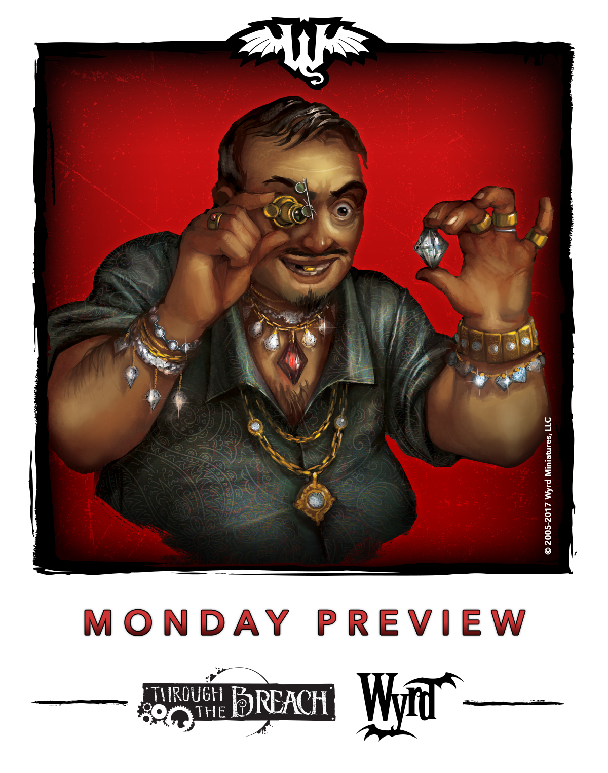 Monday Preview - Soulstone Afficionado — Wyrd Games