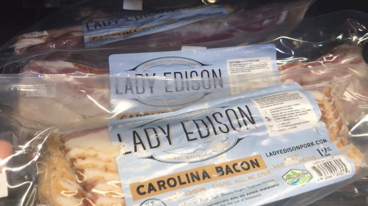 Lady Edison's Carolina Bacon